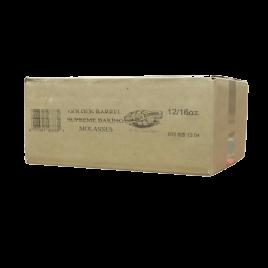 Golden Barrel Supreme Baking Molasses 12/16 oz. Case