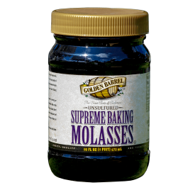 Golden Barrel Supreme Baking Molasses 16 fl. oz.