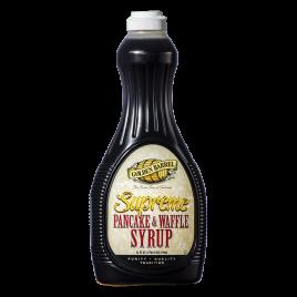 Golden Barrel Supreme Pancake & Waffle Syrup 24 oz.