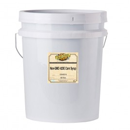 Golden Barrel Non-GMO Corn Syrup Pails