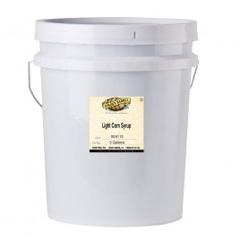 Golden Barrel Light Corn Syrup 5 Gallon Pail