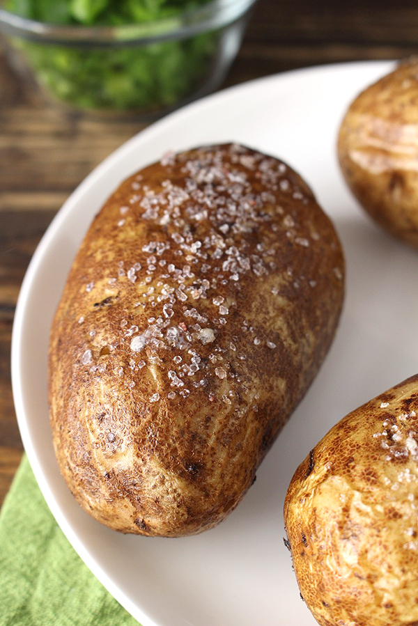 The Perfect Baked Potato