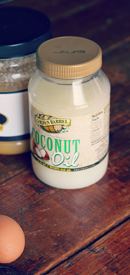 Golden Barrel Coconut Oil