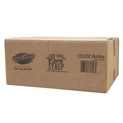 Golden Barrel Non-GMO Corn Syrup 12/32 oz. Case
