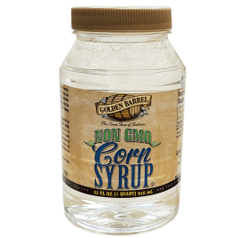 Golden Barrel Non-GMO Corn Syrup 32 oz.