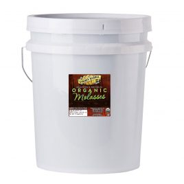 Golden Barrel Organic Blackstrap Molasses Pail