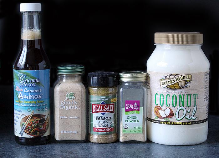 Coconut Oil Chex Mix