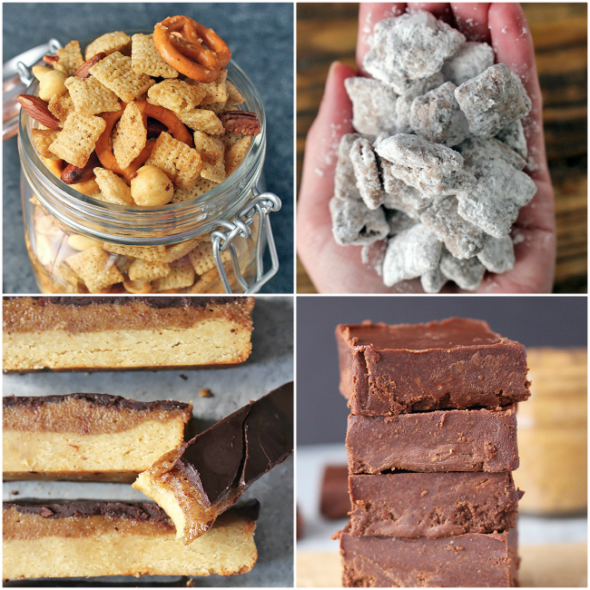 Holiday Snack Round-Up