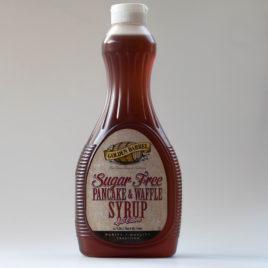 Golden Barrel Sugar Free Pancake & Waffle Syrup 24 oz.