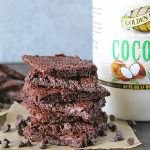 Paleo Brownie Brittle Bark