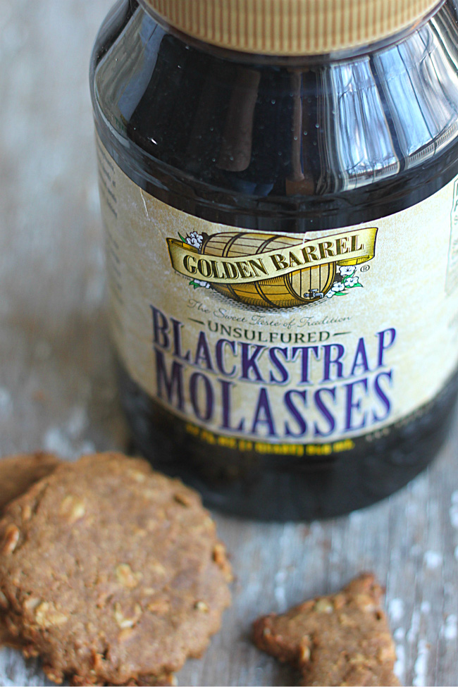 Blackstrap Molasses used to make Dog Treats