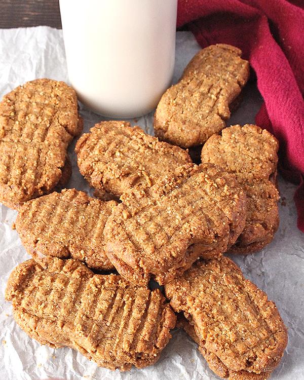Paleo Nutter Butter Cookies