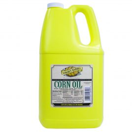 Golden Barrel Corn Oil Gallon