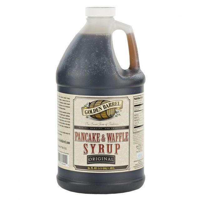 Golden Barrel Pancake & Waffle Syrup 64 oz.