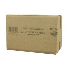 Case of Golden Barrel Light Corn Syrup 16 oz.