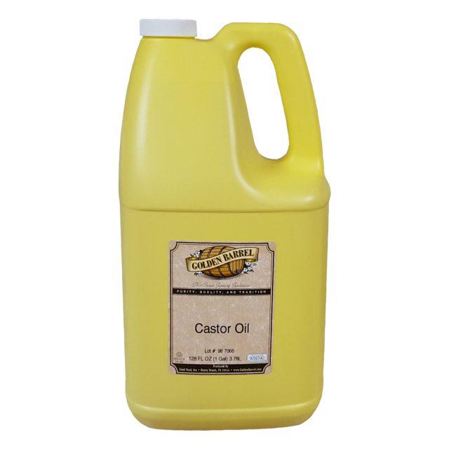 Golden Barrel Castor Oil Gallon