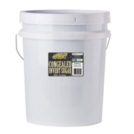 Pail of Golden Barrel Congealed Invert