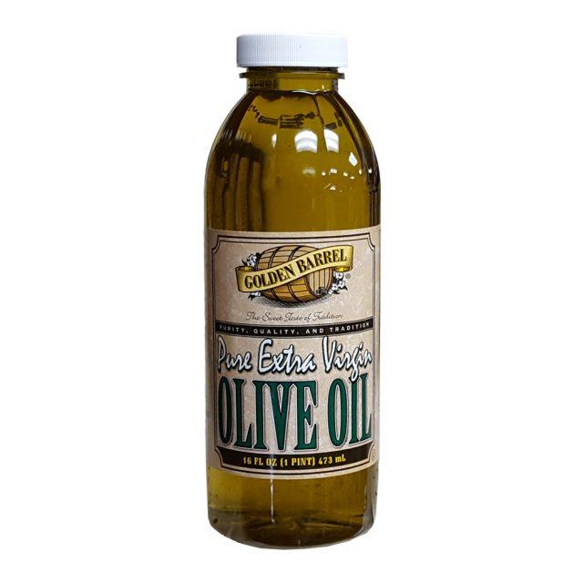 Golden Barrel Extra Virgin Olive Oil 16 oz.