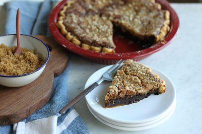 Pennsylvania Dutch Shoofly Pie