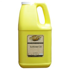Golden Barrel Sunflower Oil Gallon