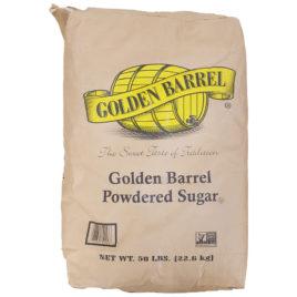 Golden Barrel Powdered Sugar 50 lbs.