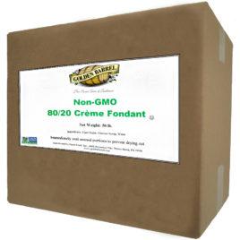 Golden Barrel Non-GMO Creme Fondant 80/20 - 50 lbs.