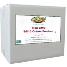 Golden Barrel Non-GMO Creme Fondant 90/10