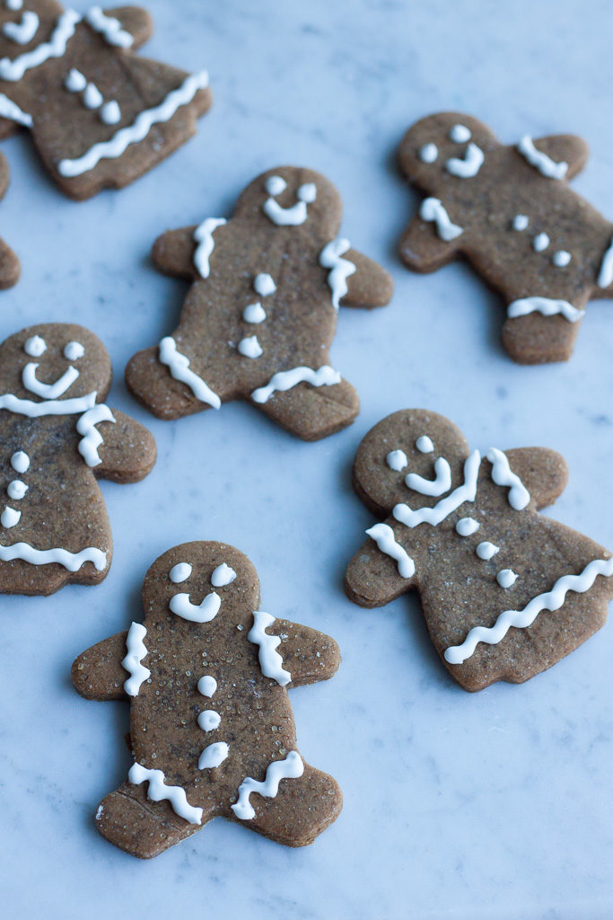Gingerbread Men Cookies with Golden Barrel Supreme Baking Molasses