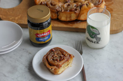 Blue Ribbon Pecan Sticky Buns