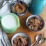 Berry Oatmeal Crunch