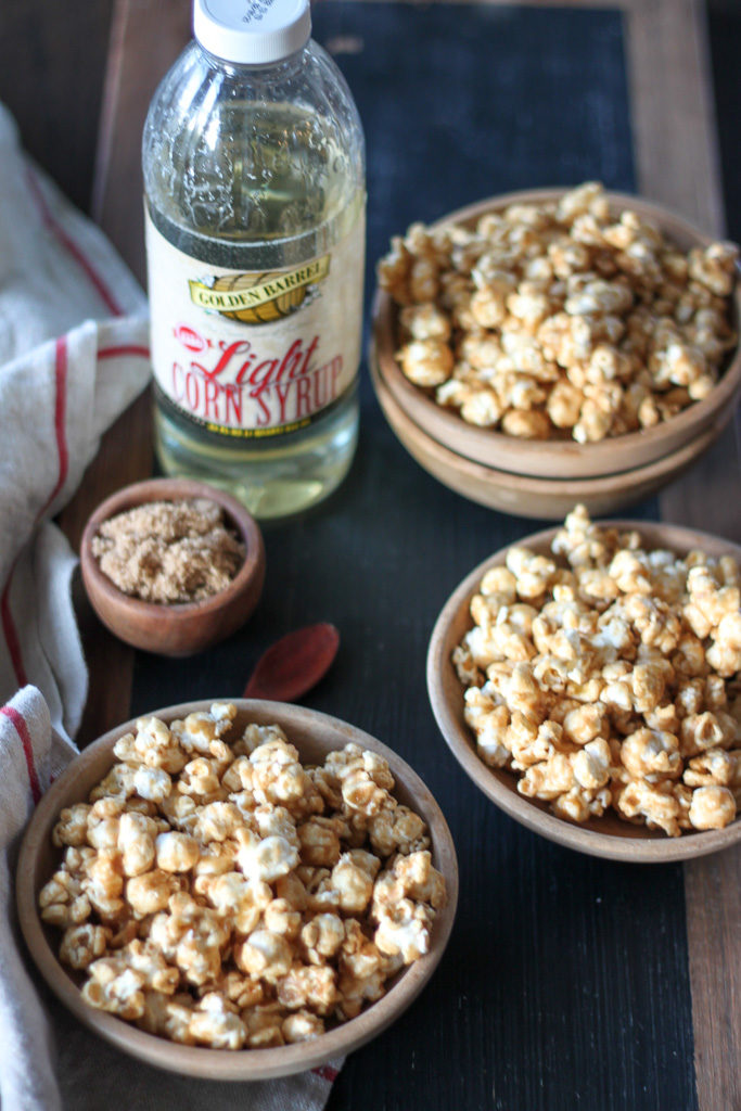 Classic Homemade Caramel Corn with Golden Barrel Light Corn Syrup