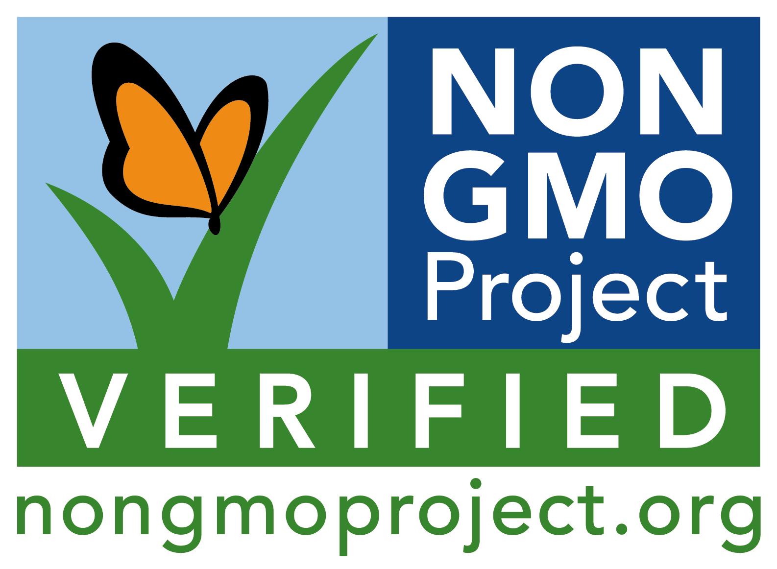 Non-GMO Verified Logo