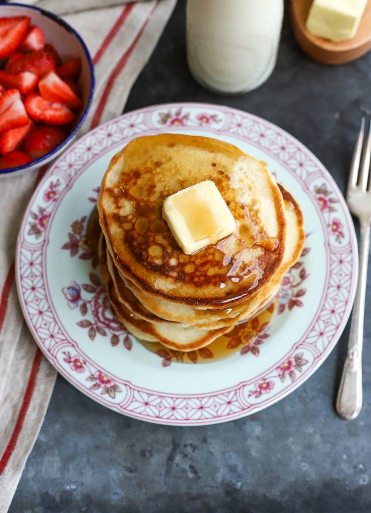 Buckwheat Pancakes - Golden Barrel