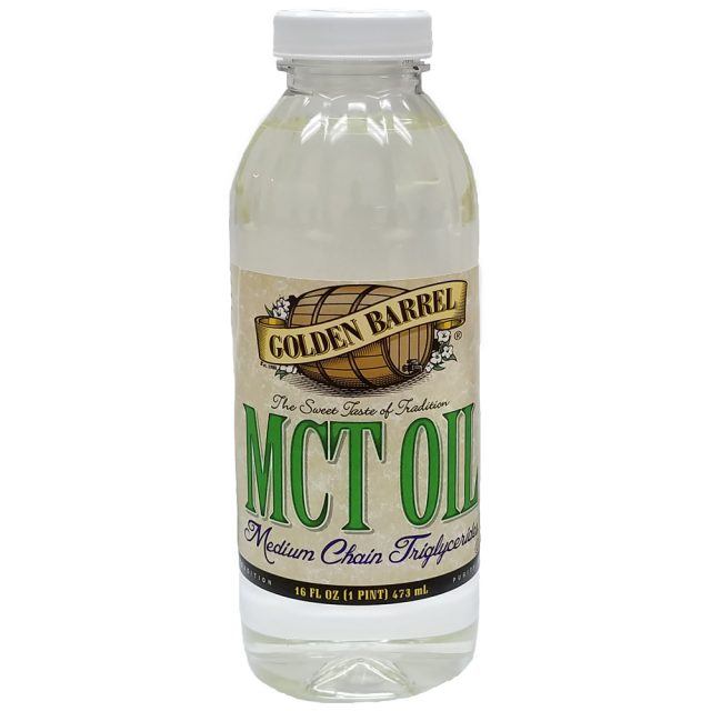 Golden Barrel MCT Oil