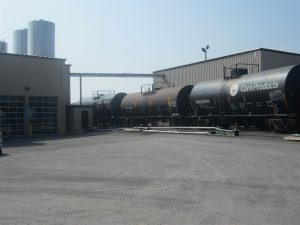 L&S Sweeteners Railcar Service