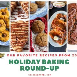 Holiday Baking Round-Up (2018)