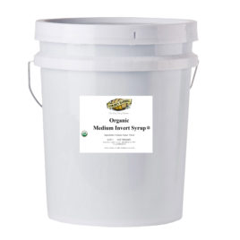 Golden Barrel Organic Medium Invert Syrup (5 Gallon Pail)