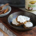 Pumpkin Cookies with Brown Butter Cream Cheese Icing