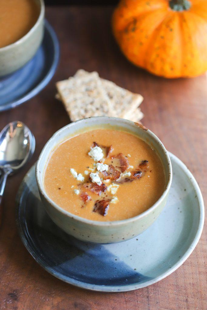 Creamy Pumpkin Soup