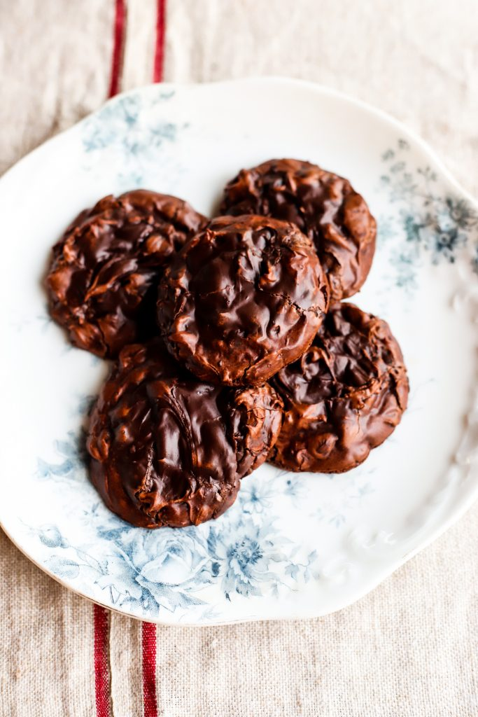 Fudgey Brownie Cookies
