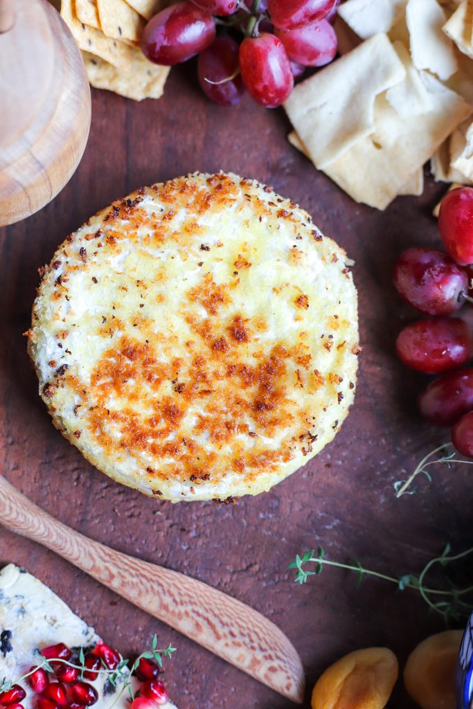 Fried Brie