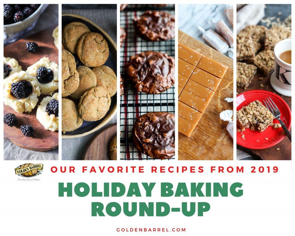 2019 Golden Barrel Holiday Baking Round-Up