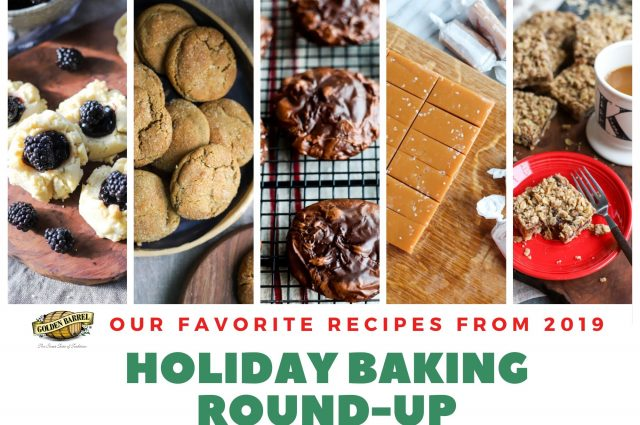 Holiday Baking Round-Up (2019)