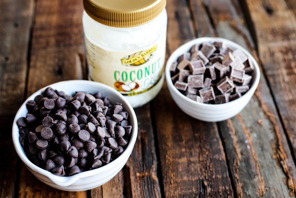 Golden Barrel Coconut Oil and Chocolate