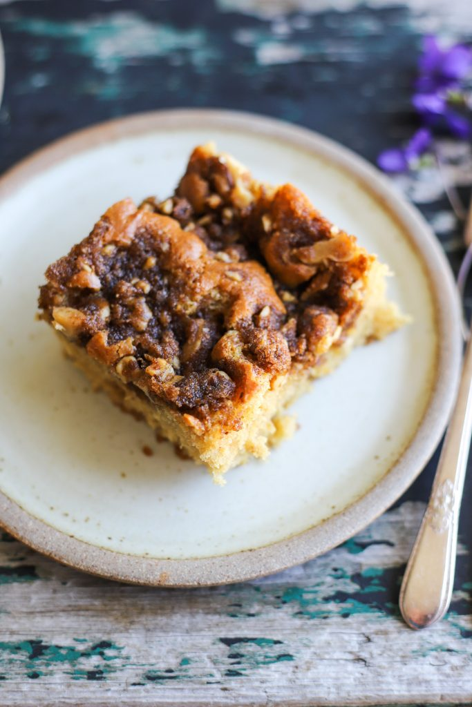 Praline Coffee Cake