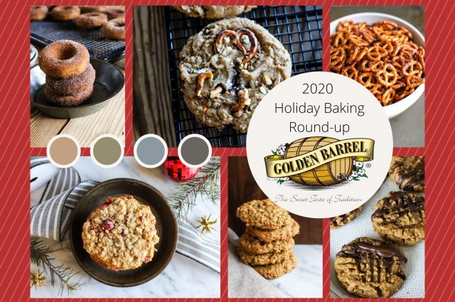 2020 Holiday Baking Round-Up